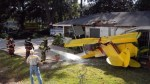 Plane crashes into residential home in small U.S. town