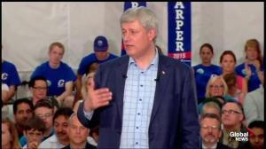 PM Harper slams Alberta's NDP government
