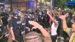 Violence erupts for a second straight night in Charlotte, NC