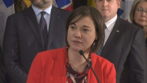 Alberta environment minister says findings of new carbon emissions report inaccurate