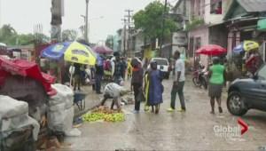 Major destruction reported as Hurricane Matthew hits Haiti