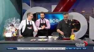 Chef Lino from Sabor: Part 3