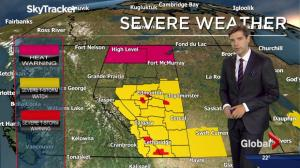 Edmonton Weather Forecast: June 28