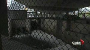 Montreal sewage dump report