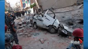 Nepal rocked by second deadly earthquake