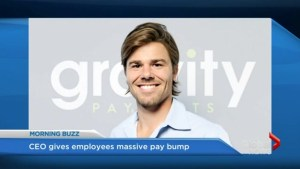 Seattle CEO gives employees massive pay bump