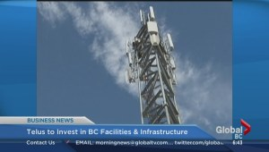 BIV:  Telus to invest in B.C. facilities and infrastructure