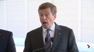 John Tory still weighing his options before throwing support behind Olympics bid