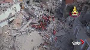 At least 159 dead after devastating earthquake hits central Italy