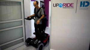 New sit-to-stand wheelchair gives users greater mobility, access