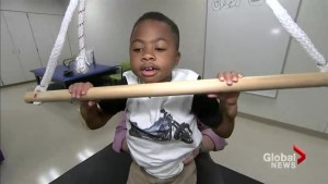 9-year-old boy thriving after double-hand transplant