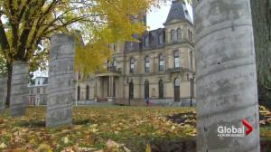 N.B. legislature installs upgraded and visible security measures