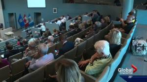 Edmontonians make their voices heard on future of Northlands
