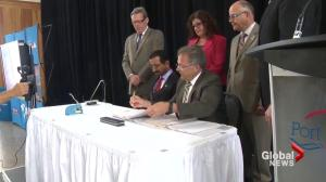 DP World signs deal with Port Saint John for operation of west side terminal