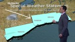 Wind, cold and snow across Ontario