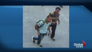 RCMP looking for two men after 'suspicious behaviour' on Toronto bridge