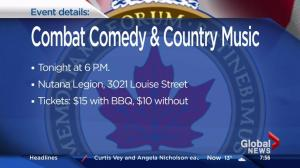 Combat Comedy & Country Music