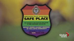 VPD announce Pride Week safe places