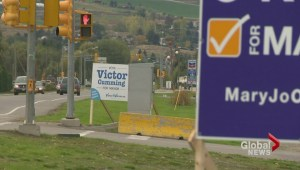 "Whistler politicians vote ""no"" to election signage"