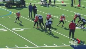 Six-man football: A sport on the rise in Saskatoon