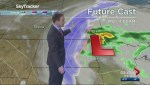 Weekend weather expected to be warm before winter storm hits