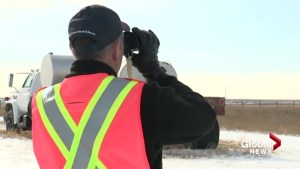 Drone history made in Foremost, Alberta