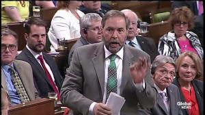 NDP accuses Tories of 'retroactively rewriting laws' for Senate audit
