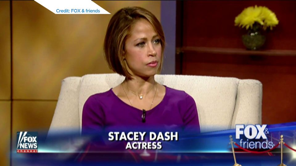 Actress Stacey Dash calls for elimination of Black History Month and BET