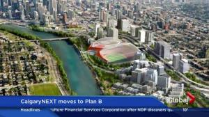 Calgary Sports and Entertainment Corporation considers Plan B for CalgaryNEXT