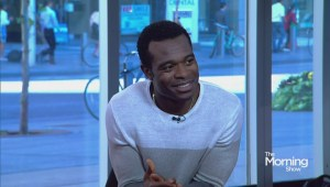Liriq Bent excited about 'Book of Negroes'
