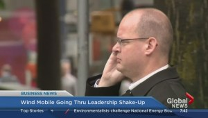 BIV: Wind Mobile going through leadership shake-up