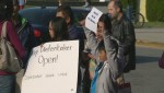 Rally in Richmond to stop school closures