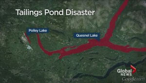 BC waterways tested after tailings pond breach