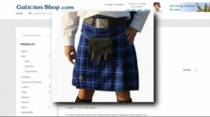 Thief tries to hide stolen electronics in his kilt