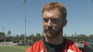 Healthy Travis Lulay joins the BC Lions