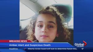 Amber Alert issued for Taliyah Leigh Marsman
