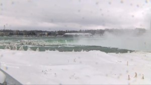 U.S. officials may temporarily turn Niagara Falls into trickle