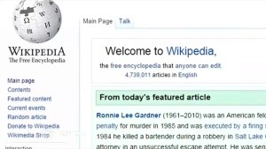 Online encyclopedia Wikipedia blocked in Turkey