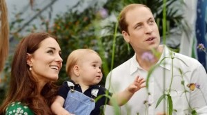 Prince George celebrates first birthday
