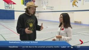 Motivational hip hop tour hits Saskatoon