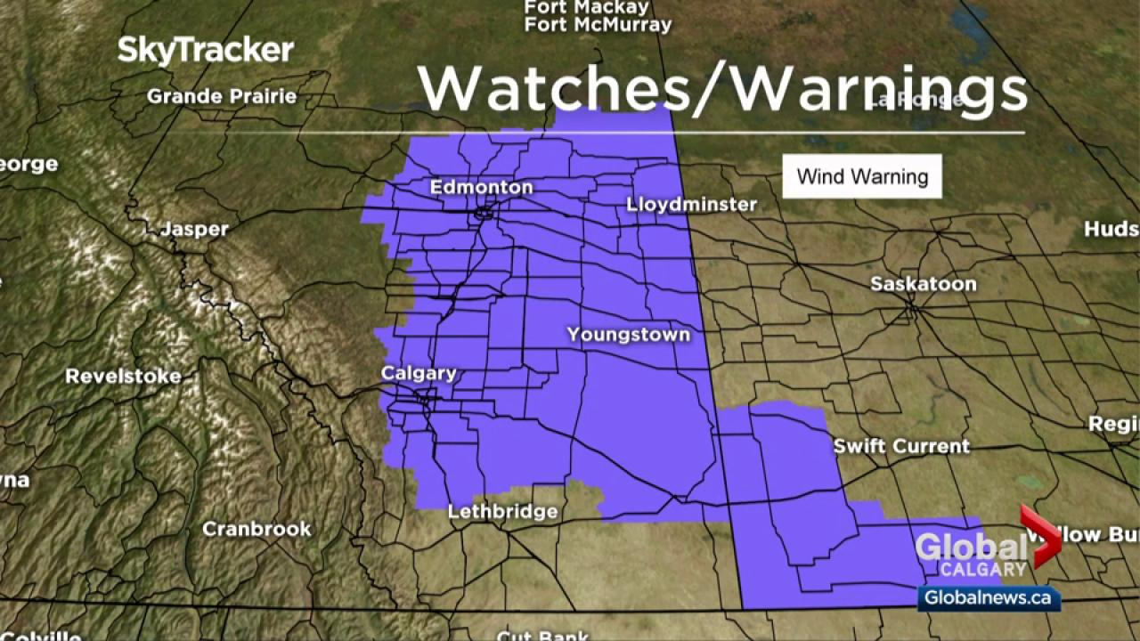 High wind and vigorous cold on way, Environment Canada says