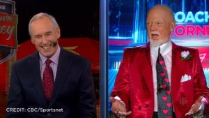 "Don Cherry calls Coach's Corner co-host a ""savage"" for eating seal"