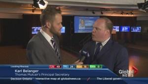Ontario Election: Andrea Horwath re-elected in Hamilton Centre