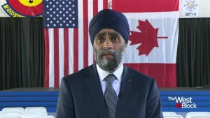 Pictures showing faces of special forces in Iraq followed protocol: Sajjan