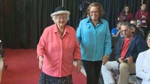 2017 Canada Summer Games Torchbearers: Alda Tait & Jean Morrison