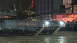 Russia unveils new T-14 Armata battle tank