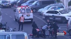 5 dead after attack on Jerusalem synagogue