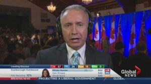 Ontario Election: The mood turns gloomy at PC headquarters