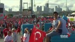 Critics say Turkey coup attempt used to erode democratic freedoms