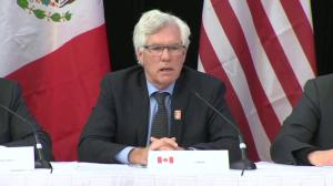 Minister Carr says push on addressing climate change is keeping with what Prime Minister Trudeau said he would do